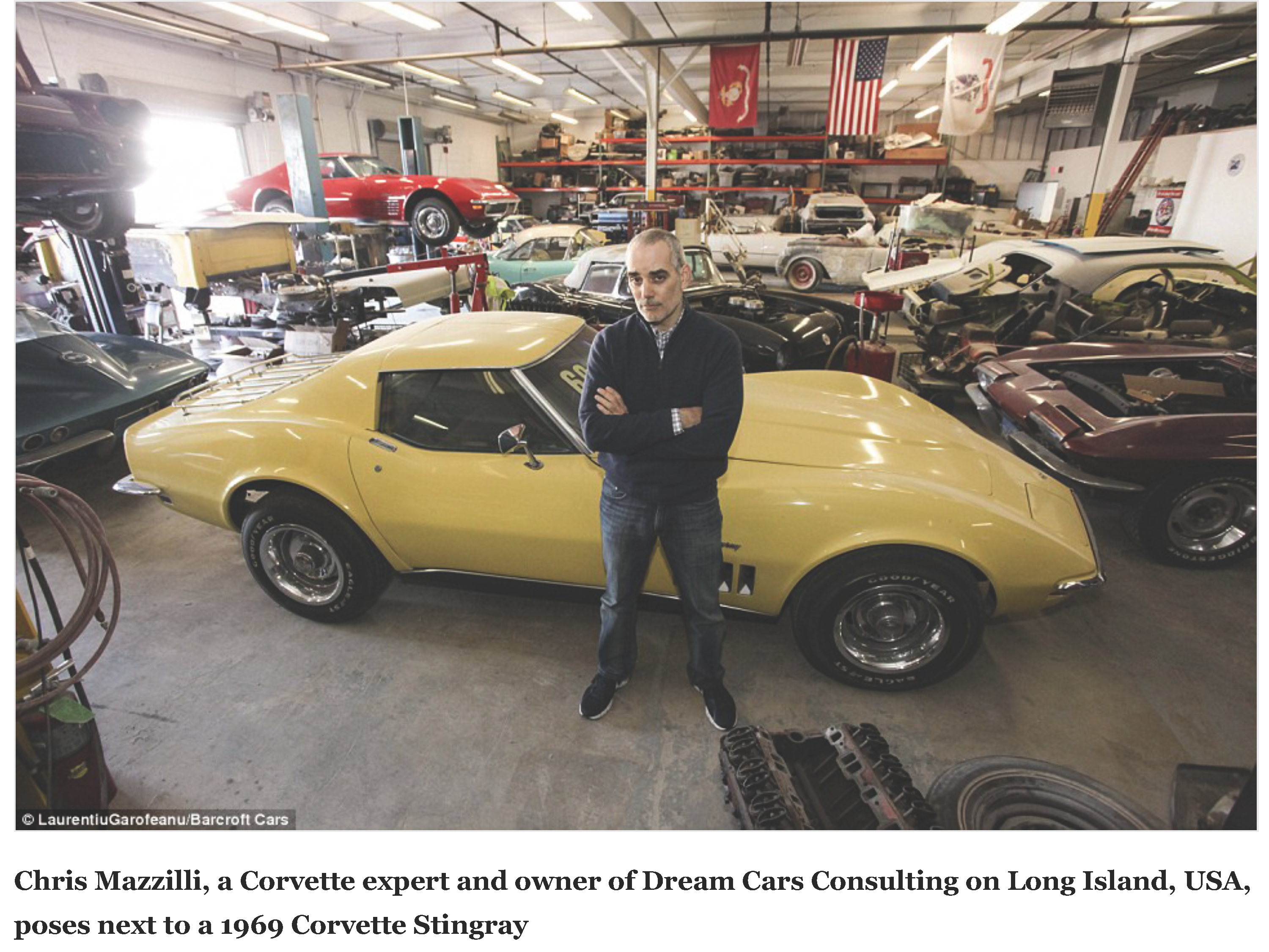 36 Corvettes are found collecting dust in a garage after 25 years | Daily Mail Online_Page_07