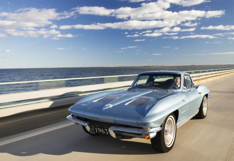 1963 Corvette Car Restoration VH1 Max