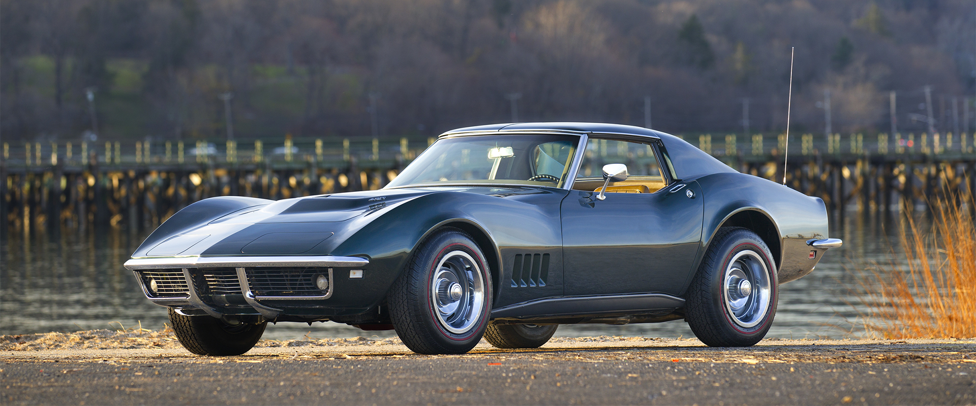 Dream Car Restorations NY | 1968 Corvette Coupe