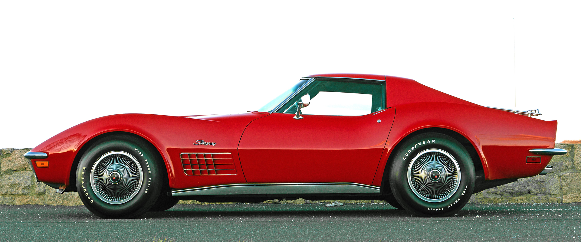 Dream Car Restorations NY | 1971 Corvette Coupe