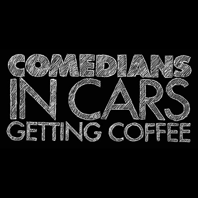 Comedians in Cars Getting Coffee |Barack Obama Jerry Seinfeld 1963 Corvette Splitback