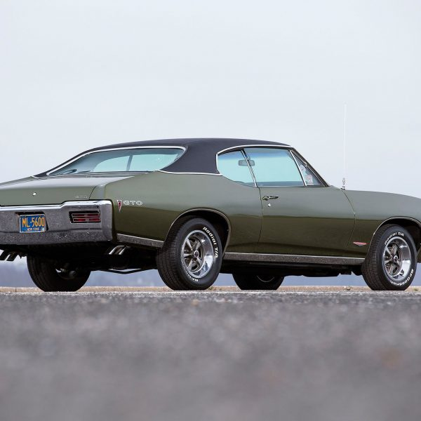 1968 Pontiac GTO | Hot Rod Network
