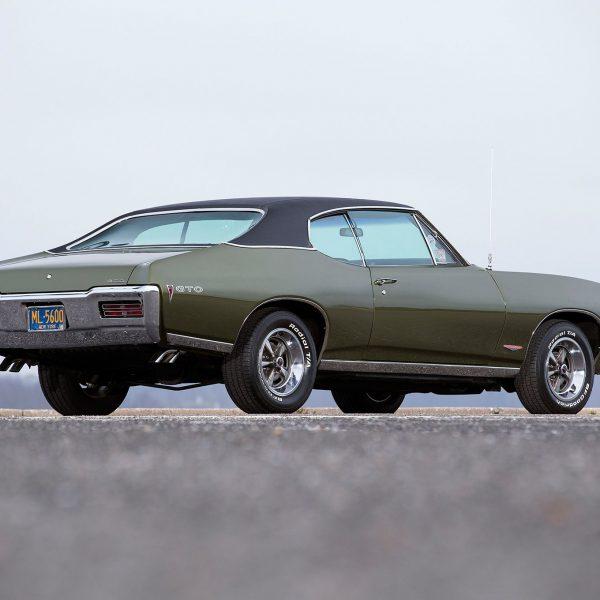 1968 Pontiac GTO | Hot Rod Network