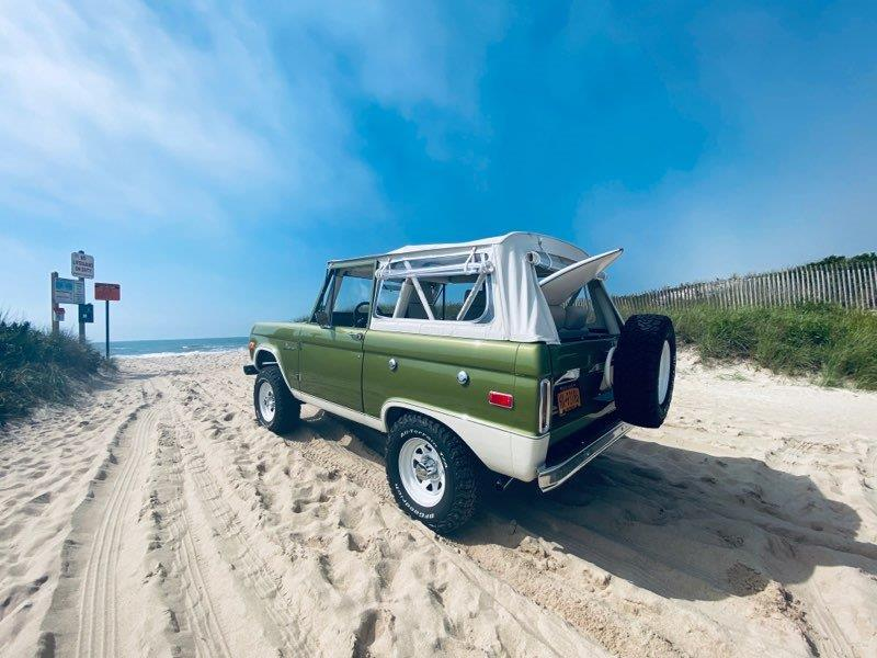 73 Ford Bronco