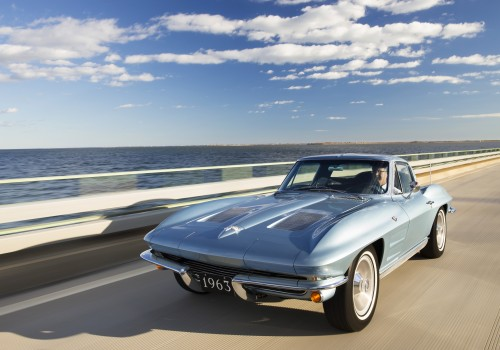 1963 Corvette Car Restoration VH1 Max