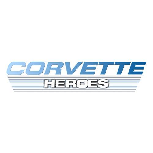 Corvette Heroes | 36 Corvette Giveaways